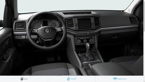 volkswagen amarok v6 dc 3.0 tdi 258cv 4x4 automatica okm #27