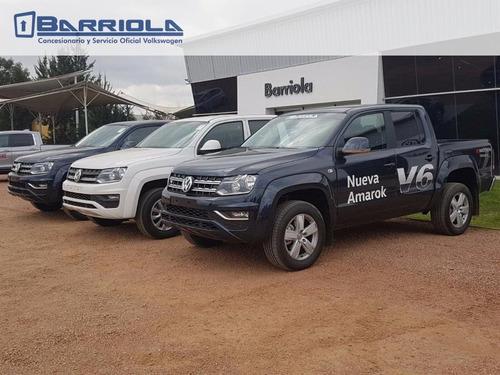 volkswagen amarok v6 diesel 4x4 a/t 2020 0km - barriola