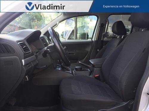 volkswagen amarok v6 doble cabina 2018 4x4 diesel