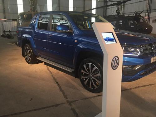 volkswagen amarok v6 extreme 0 km 2019 tomo usados 49