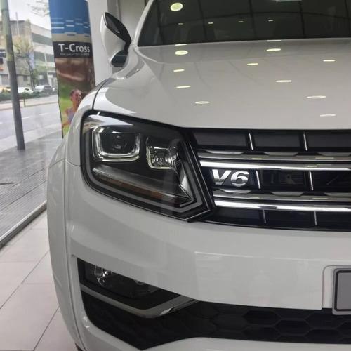 volkswagen amarok v6 extreme 0km 4x4 full vw precio nueva v6
