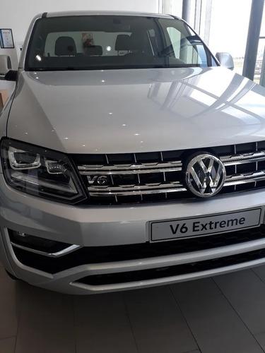 volkswagen amarok v6 extreme 0km entrega inmediata 25