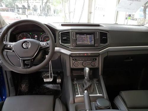 volkswagen amarok v6 extreme 258 hp 0km 2020 #23
