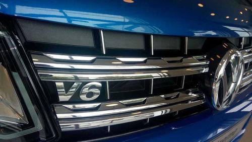 volkswagen amarok v6 extreme 3.0 258cv efectivo (mojb)