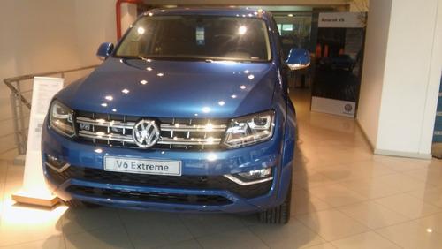 volkswagen amarok v6 extreme 4x4 aut 3.0 224cv financiacion