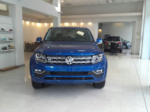 volkswagen amarok v6 extreme 4x4 automática 0km 2020 #26