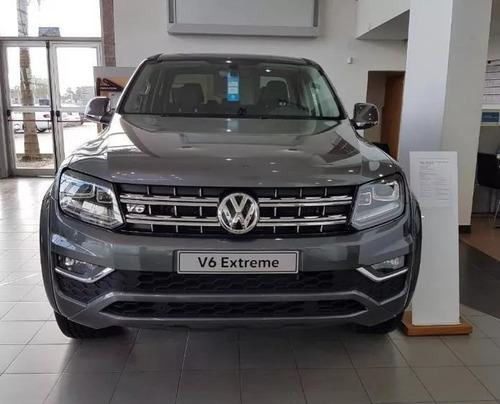 volkswagen amarok v6 extreme 4x4 automatica 0km 2020 nueva p