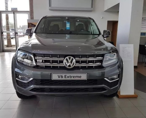 volkswagen amarok v6 extreme 4x4 automatica 0km 2020 oferta