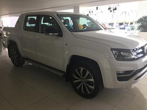 volkswagen amarok v6 extreme 4x4 automatica 0km 2020 rioja