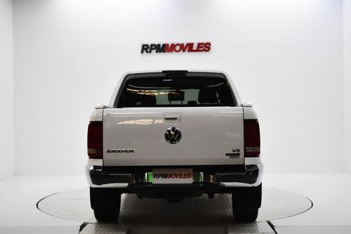 volkswagen amarok v6 extreme dsg 2019 rpm moviles
