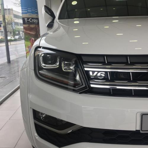 volkswagen amarok v6 extreme financio hasta $ 2.000.000 vw13
