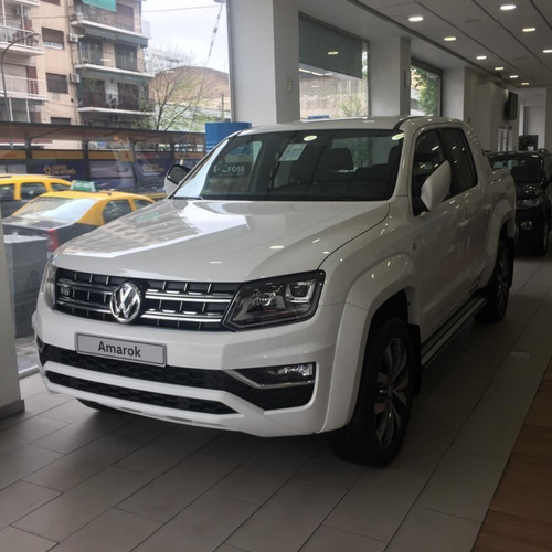 volkswagen amarok v6 extreme financio hasta $ 2.000.000 vw17
