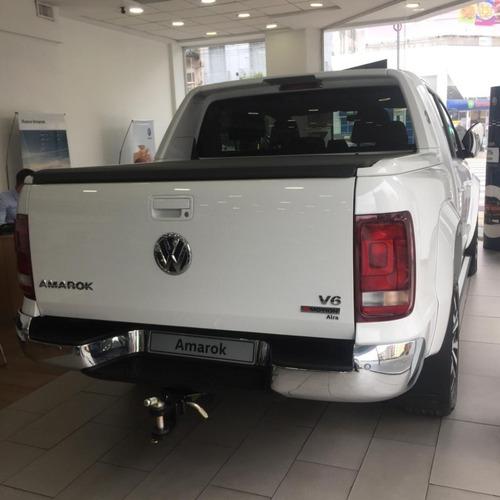 volkswagen amarok v6 extreme financio hasta $ 2.000.000 vw99