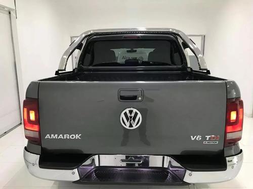 volkswagen amarok v6 highline 0km 258cv at precio 2021 r22