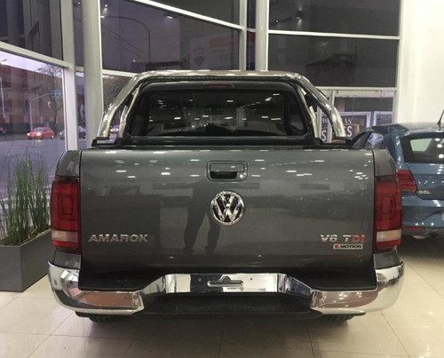 volkswagen amarok v6 highline 0km automatica 2020 full 0km