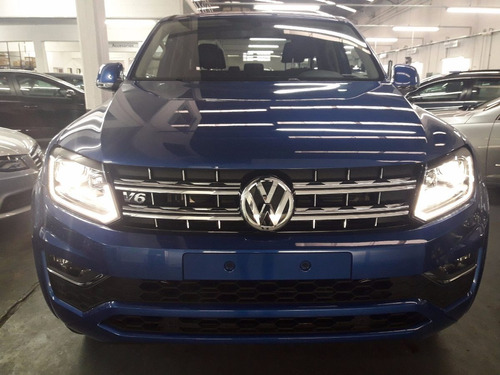 volkswagen amarok v6 highline 0km financio cuotas fijas vw21