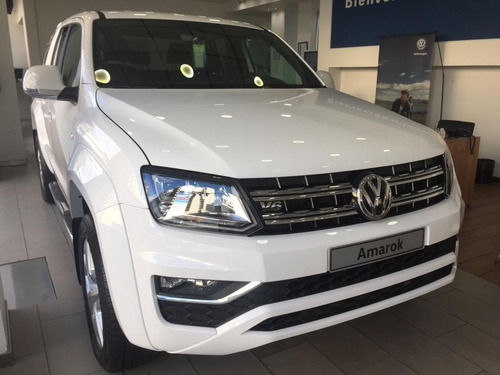 volkswagen amarok v6 highline 0km financio cuotas fijas vw4