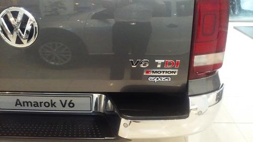 volkswagen amarok v6 highline 258cv 4x4 at my21 #15