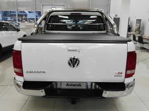 volkswagen amarok v6 highline 258cv mgg #a1