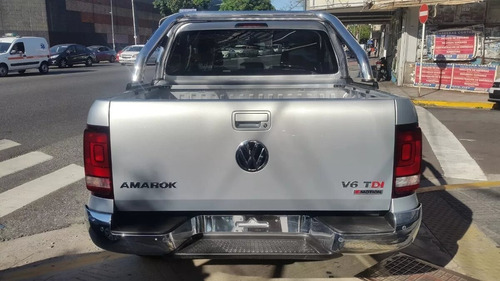 volkswagen amarok v6 highline 258cv vw a14