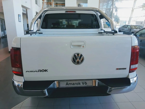 volkswagen amarok v6 highline 3.0 tdi 258cv 4x4 at