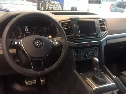 volkswagen amarok v6 highline 4x4 automatica okm 2020 ba