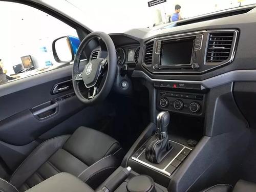 volkswagen amarok v6 highline 4x4 automatica okm 2020 paz