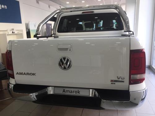 volkswagen amarok v6 highline leasing directo asesorate vw45