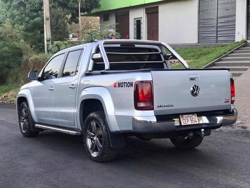 volkswagen amarok x