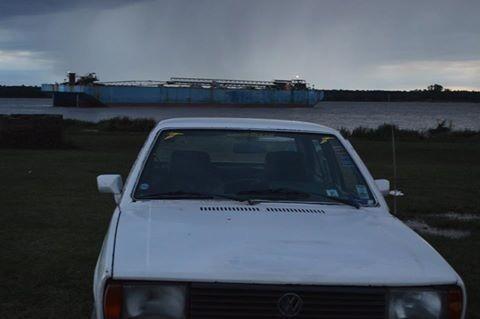 volkswagen amazon año 1986 a nafta. papeles al día!!!!