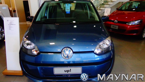 volkswagen auto ahorro vw up 0km 2017