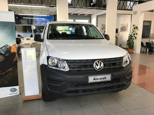 volkswagen - autoahorro vw amarok trendline 140cv + llantas