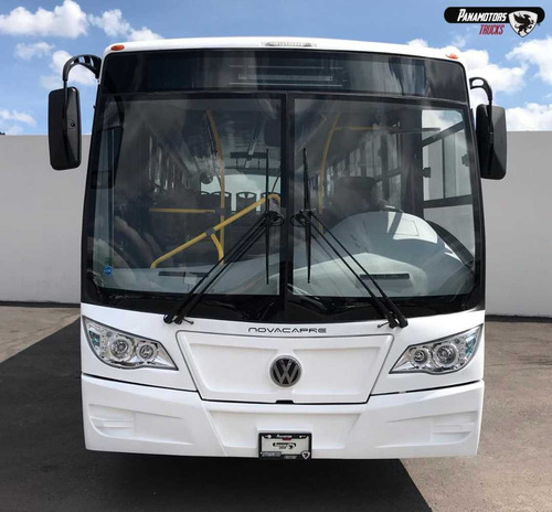volkswagen autobus 2016 blanco