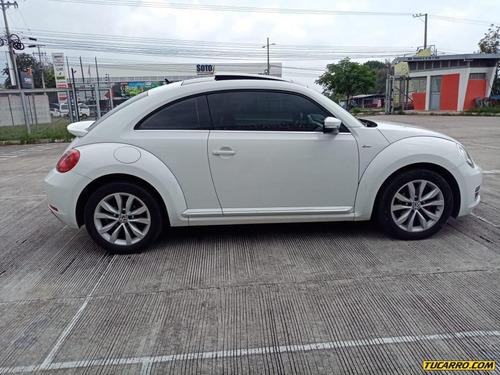 volkswagen beetle .