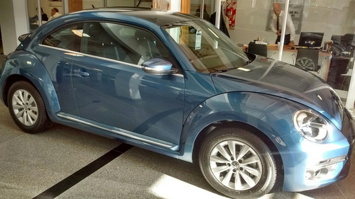 volkswagen beetle 1.4 tsi 160cv manual