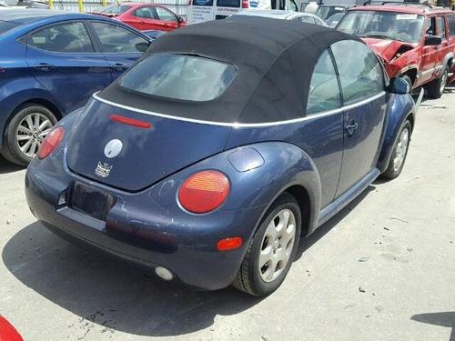 volkswagen beetle 1999 cristal lateral