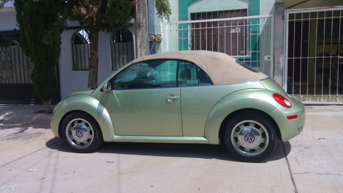 volkswagen beetle 2.0 cabrio tiptronic at 2008