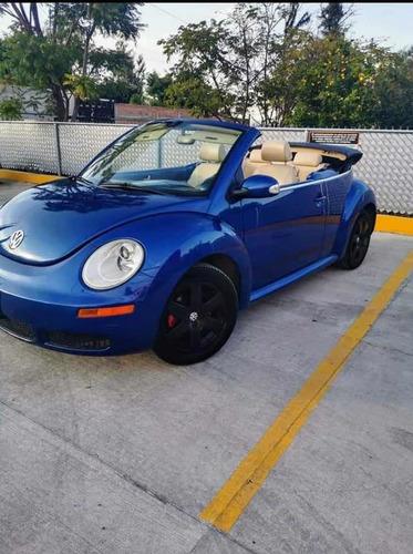 volkswagen beetle 2.0 cabrio tiptronic piel at 2007