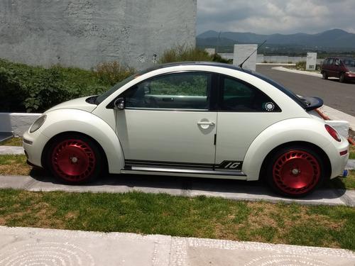 volkswagen beetle 2.0 edicion especial 10 años std mt 2008