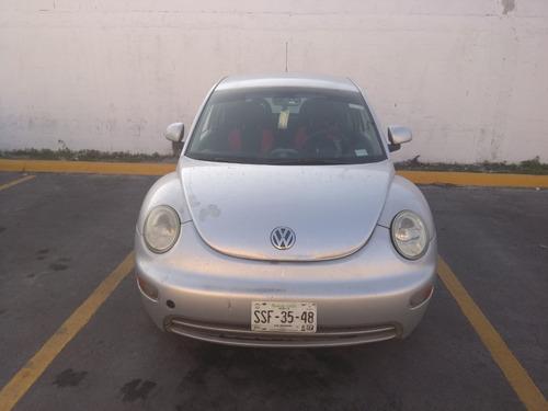volkswagen beetle 2.0 gls mt año 2000 45 mil