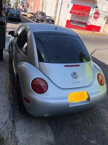 volkswagen beetle 2.0 glx sport turbo 5vel piel qc mt 2000