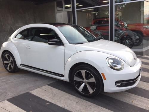 volkswagen beetle 2.0 turbo 6 vel mt 2013