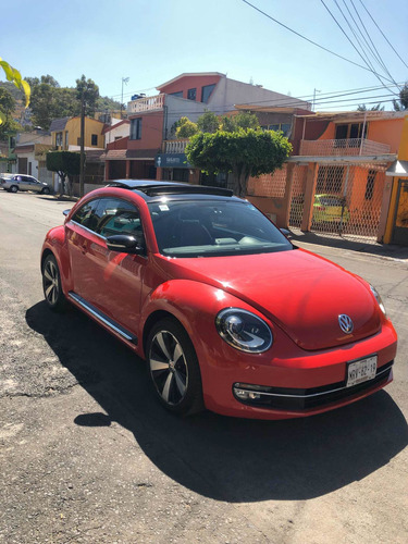 volkswagen beetle 2.0 turbo at 2014