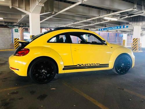 volkswagen beetle 2.0 turbo r at 2014