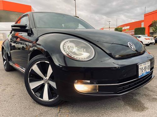 volkswagen beetle 2.0 turbo r mt 2014 autos usados puebla