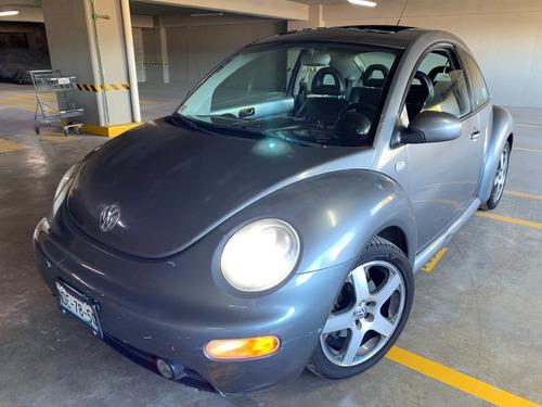 volkswagen beetle 2002 sport glx turbo piel qc factura agen