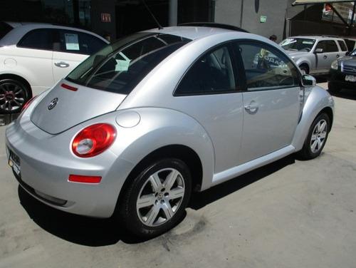 volkswagen beetle 2007 2.0 gls mt (2.0l gls quemacocos)
