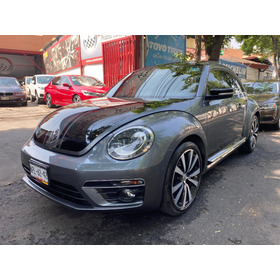Volkswagen Beetle 2014 R Line Factura Agencia Impecable