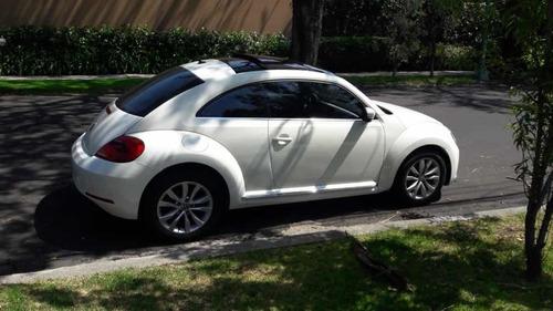 volkswagen beetle 2.5 at 2014