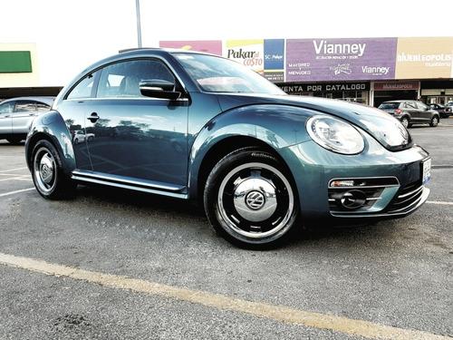 volkswagen beetle 2.5 coast tiptronic at 2018 autos puebla